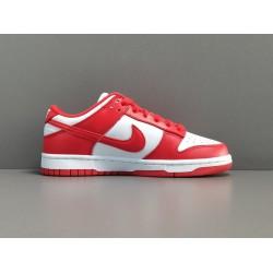 "GOD BATCH Nike Dunk Low ""University Red"" CU1727 100"