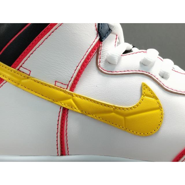 "GOD BATCH Nike SB Dunk High Pro QS ""Gundam"" DH7717 100"