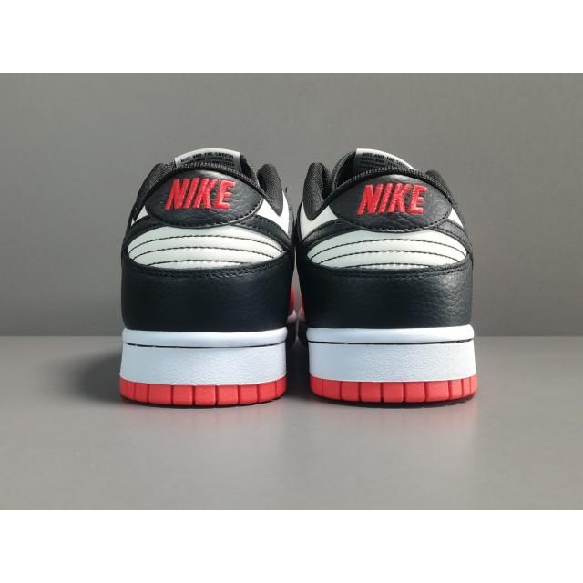"GOD BATCH NBA x Nike Dunk Low EMB ""75th Anniversary: DD3363 100"