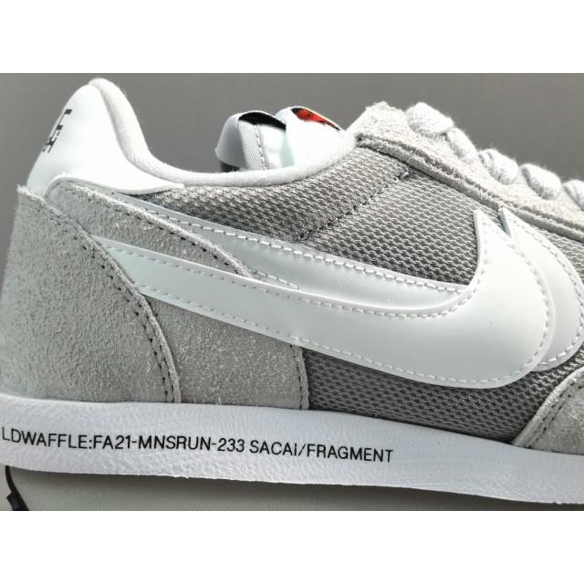 "OG BATCH Fragment Design x Sacai x Nike LDWaffle ""Light Smoke Grey"" DH2684 001"