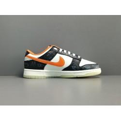 """GOD BATCH Nike Dunk Low """"Halloween"""" DD3357 100"""
