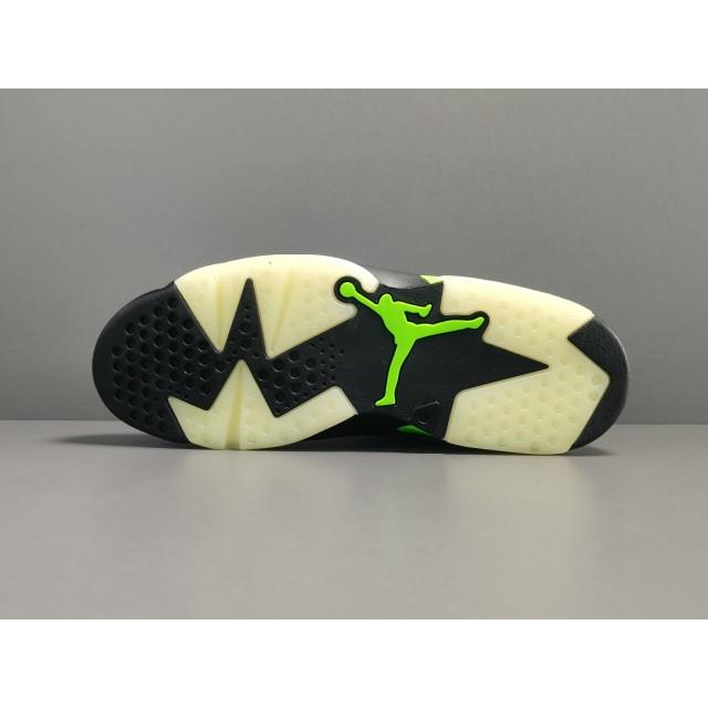 "GOD BATCH Air Jordan 6 Retro ""Electric Green""  CT8529 003"