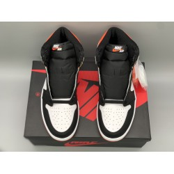 "OG BATCH Air Jordan 1 Retro High OG ""Electro Orange"" 555088 180"