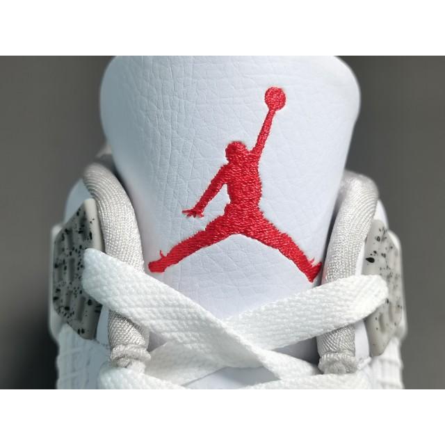 "OG BATCH Air Jordan 4 Retro ""Tech White"" CT8527 100"