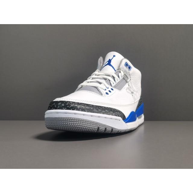 "X BATCH Air Jordan 3 ""Racer Blue"" CT8532 145"