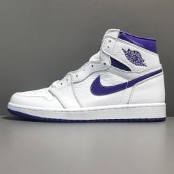 """OG BATCH Air Jordan 1  Retro High OG """"Court Purple"""" CD0461 151"""