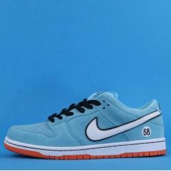 "S2 BATCH Nike SB Dunk Low ""Blue Chill"" BQ6817 401"