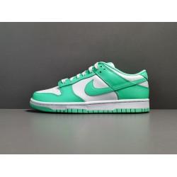 """GOD BATCH Nike Dunk Low """"Green Glow"""" DD1503 105"""