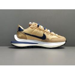 "GOD BATCH Sacai x Nike VaporWaffle ""Sesame And Blue Void"" DD1875 200"