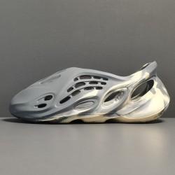 "GOD BATCH Adidas Yeezy Foam Runner ""MXT Moon Grey"" GY7904"
