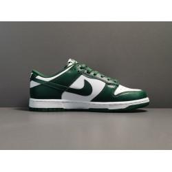 """GOD BATCH Nike Dunk Low """"Team Green"""" DD1391 101"""