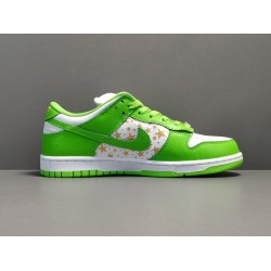 "OG BATCH Supreme x Nike SB Dunk Low ""Mean Green"" DH3228 101"