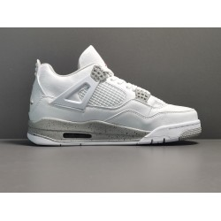 "GOD BATCH Air Jordan 4  ""White Oreo"" CT8527 100"