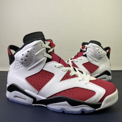 "GOAT BATCH Air Jordan 6  ""Carmine"" 2021 384664 160"