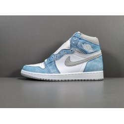 "GOD BATCH Air Jordan 1 Retro High OG ""Hyper Royal"" 555088 402"