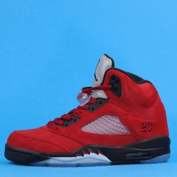 "GOD BATCH Air Jordan 5 ""Raging Bull"" DD0587 600"
