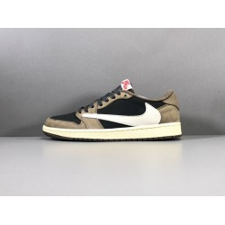 OG BATCH Travis Scott x Air Jordan 1 Low OG TS SP  CQ4277 001