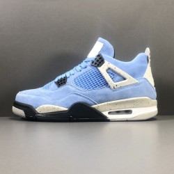"GOD BATCH Air Jordan 4 SE ""University Blue"" CT8527 400"