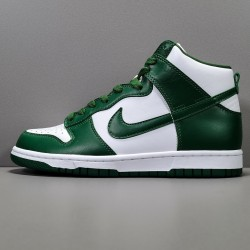 GOD BATCH Nike Dunk Hi SP Spartan Green CZ8149 100