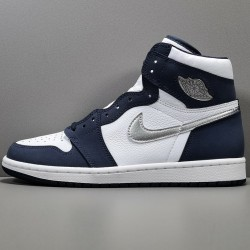 "GOD BATCH Air Jordan 1 ""Midnight Navy"" DC1788 100"