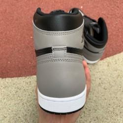 LJR BATCH Air Jordan 1 Shadow 555088 013