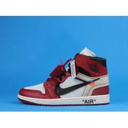 "LJR BATCH Off-White x Air Jordan 1 ""Chicago"" AA3834 101"