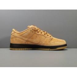 "GOD BATCH Nike SB Dunk Low ""Wheat Mocha"" BQ6817 204"