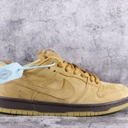 "TOP BATCH Nike SB Dunk Low ""Wheat Mocha"" BQ6817 204"