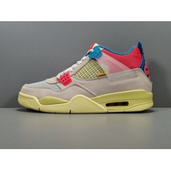 "GOD BATCH Union LA x Air Jordan 4 ""Guava Ice"" DC9533 800"