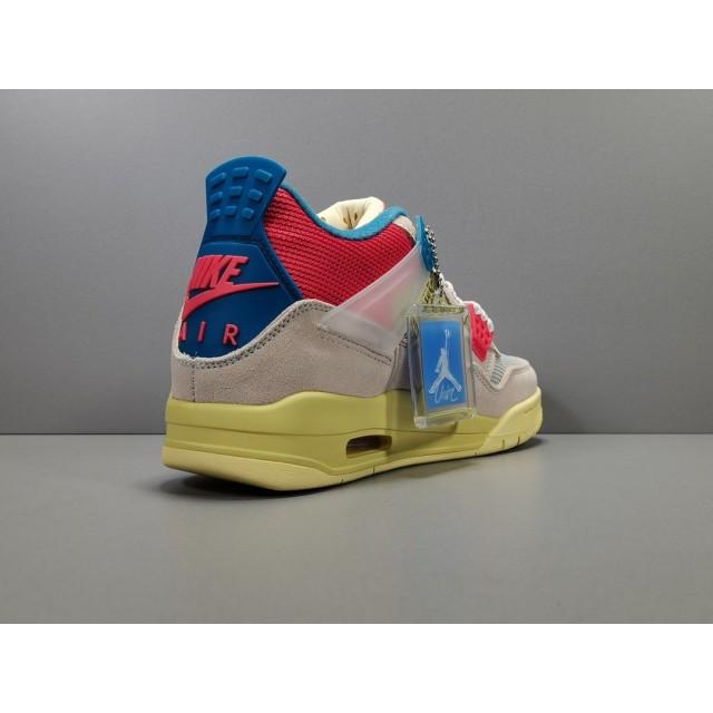 "GOD BATCH Union LA x Air Jordan 4 ""Guava Ice"" DC9533 800"
