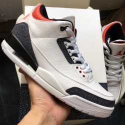"GOD BATCH Air Jordan 3 SE DNM ""Fire Red"" Japanese CZ6431 100"