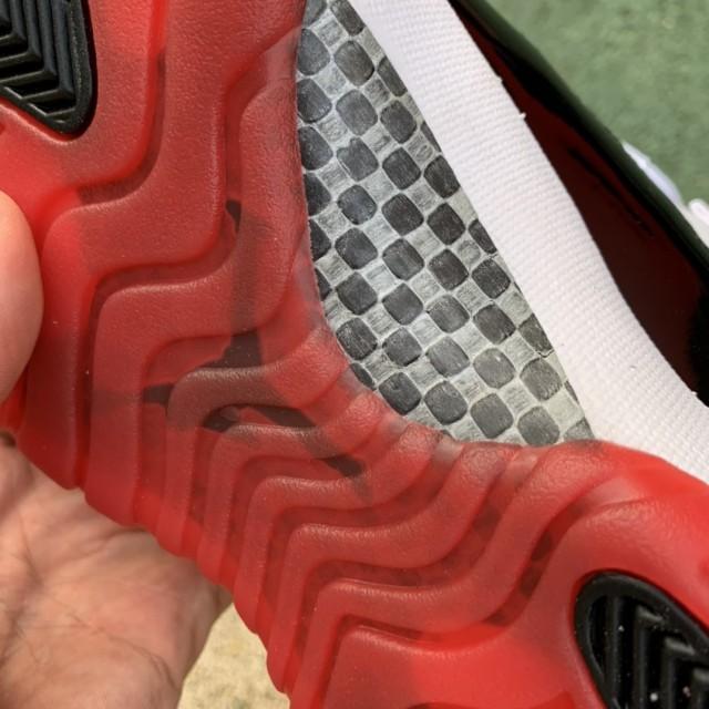 "LJR BATCH Air Jordan 11 Low  ""Gym Red"" AV2187 160"