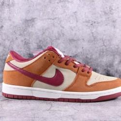"TOP BATCH Nike SB Dunk Low ""Russet Cedar"" BQ6817 202"