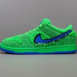 GOD BATCH Grateful Dead x Nike SB Dunk Low Green Bear CJ5378 300