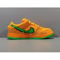 GOD BATCH Grateful Dead x Nike SB Dunk Low Orange Bear CJ5378 800