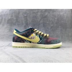 """TOP BATCH Nike Dunk Low SP """"Lemon Wash"""" CZ9747 900"""