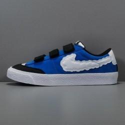 "GOD BATCH Kevin Bradley x Nike KB Blazer Low ""Heaven"" CT4594 400"