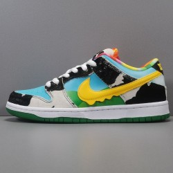 "OG BATCH Ben & Jerry's x Nike SB Dunk Low Pro QS ""Chunky Dunky"" CU3244 100"