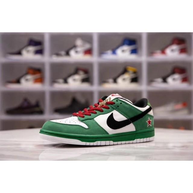 "H12 BATCH Nike Dunk SB Low ""Heineken"" 304292 302"