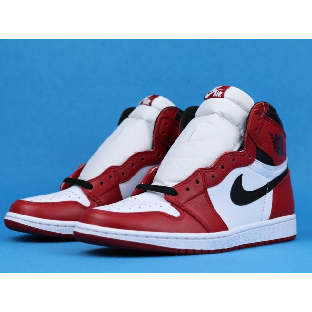"LJR BATCH Air Jordan 1 Retro High OG ""Chicago"" 555088 101"