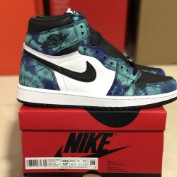 "OG BATCH Air Jordan 1 High OG  ""Tie-Dye"" CD0461 100"