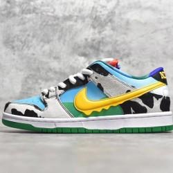"PK BATCH Ben & Jerry's x Nike SB Dunk Low Pro QS ""Chunky Dunky"" CU3244 100"