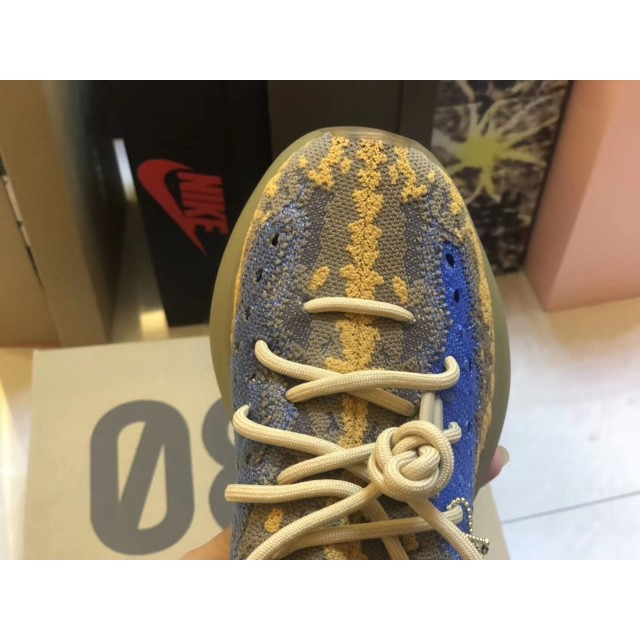 """H12 BATCH Adidas Yeezy 380 """"Blue Oat"""" Q47306"""