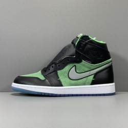 "OG BATCH Air Jordan 1 High Zoom ""Rage Green"" CK6637 002"