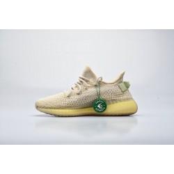 "S2 BATCH Adidas Yeezy 350 V2 ""Flax"" FX9028"