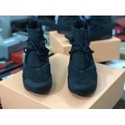 """GOD BATCH Nike Air Fear of God 1 """"Triple Black"""" AR4237 005"""