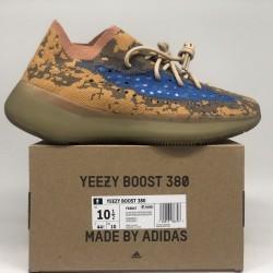 "H12 BATCH Adidas Yeezy Boost 380 ""Blue Oat"" Reflective FX9847"