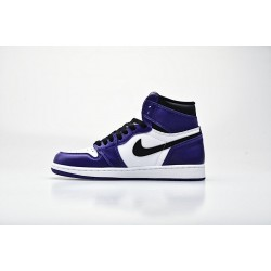 "S2 BATCH Air Jordan 1 Retro ""Court Purple"" 555088 500"