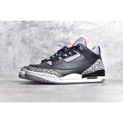 PK BATCH Air Jordan 3 Retro Black Cement 136064 010