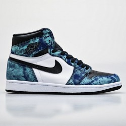 "S2 BATCH Air Jordan 1 High OG ""Tie-Dye"" CD0461 100"